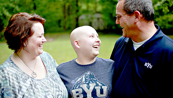 REMEMBERED: Afton Wallace, who died Sunday will have a scholarship to Brigham Young University established in her name.(Justin Sellers/The Vicksburg Post)