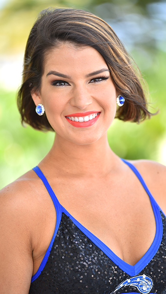 Vicksburg native Molleigh Wallace is one of the new members for the NBA's Orland Magic dance team